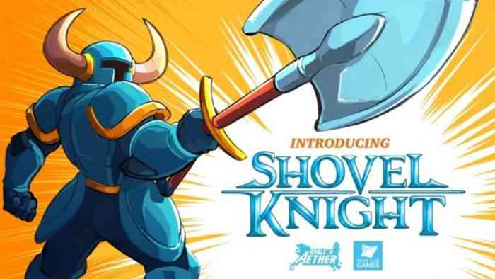 Shovel Knight newest fighter Rivals of Aether