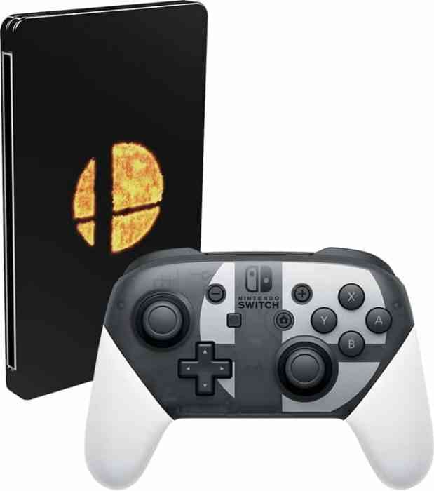 Nintendo Smash Bros Ultimate