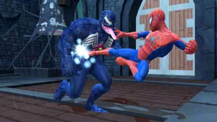 Spider Man Friend or Foe
