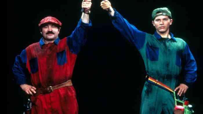 Super Mario Bros. Movie 1993