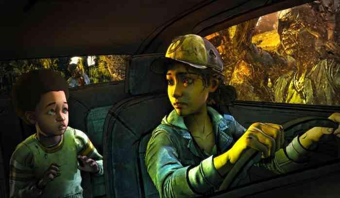 The Walking Dead The Final Season Feature