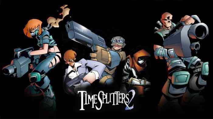 TimeSplitters 2