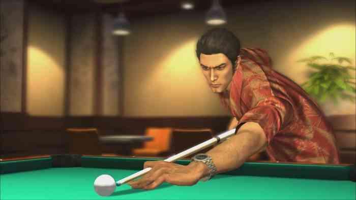 Yakuza Kiwami 3 Minigame Screenshot