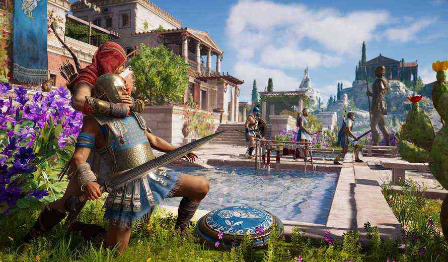 Assassin's Creed Odyssey Will Redefine The Series and is The Most Ambitious Yet