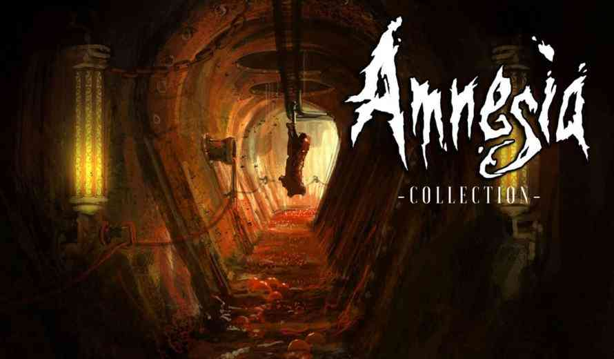 The Amnesia Collection Nintendo Switch Edition Is out Now | COGconnected