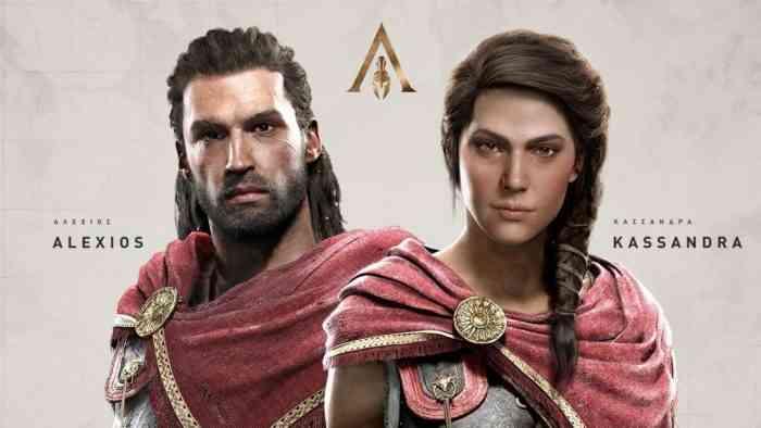 AC Odyssey 1