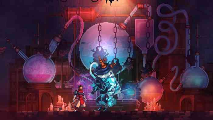 dead cells collector