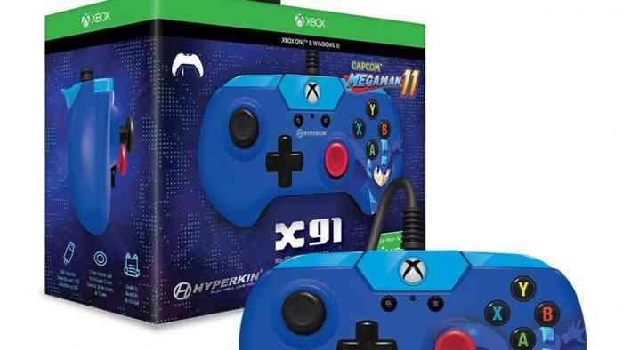 Mega Man Controller X91