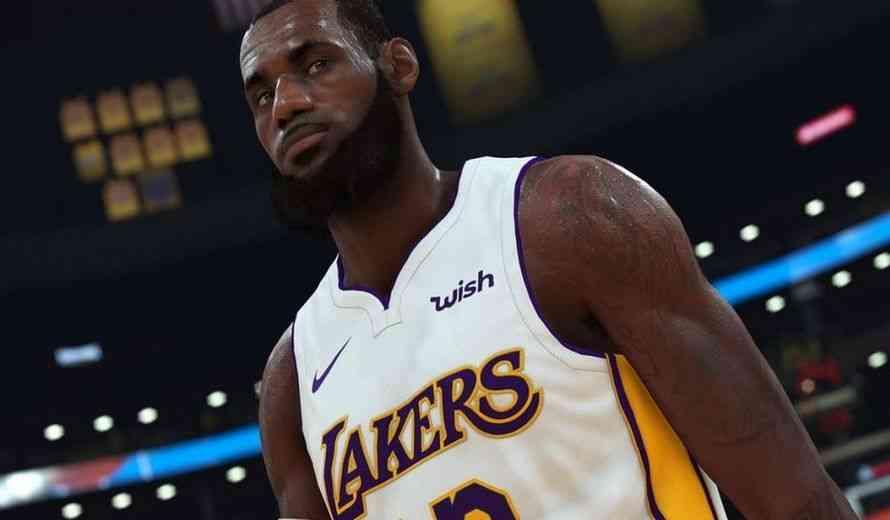 NBA 2K19 Gameplay - LA Lakers vs. Golden State Warriors