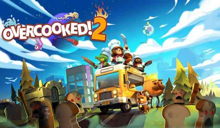 Overcooked 2 Carnival of Chaos DLC