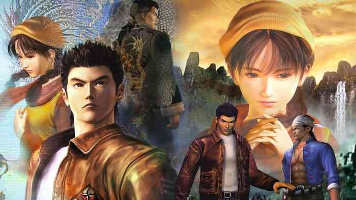 shenmue i and ii top