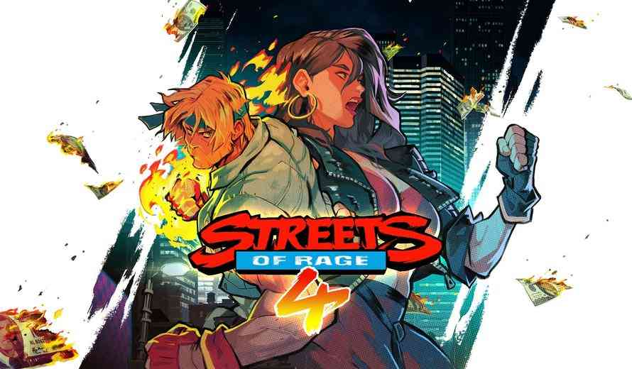 Streets of Rage 4 Multiplayer Revealed | COGconnected