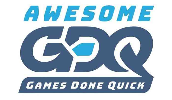 SGDQ 2019 awesome games done quick