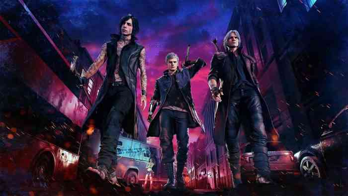 Devil May Cry 5 Nintendo Switch Port is Dependent on Dragon's Dogma