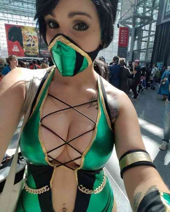 Lady Kayleen - Cosplay