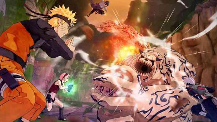 Naruto to Boruto Shinobi Striker top