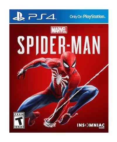 spider-man game art