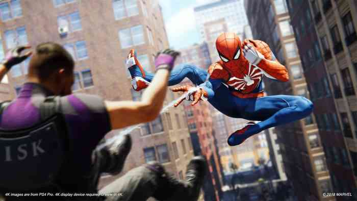Spider-Man: Game of the Year
