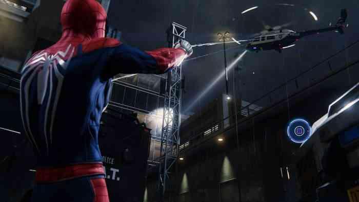 Spider-Man choppa