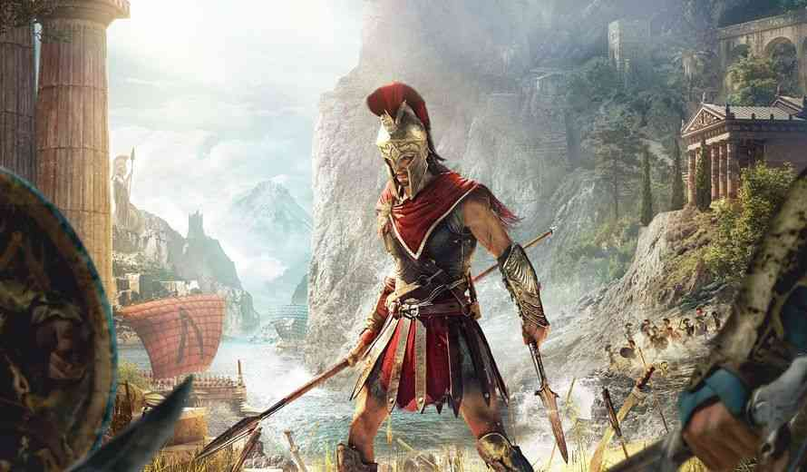 Assassin's Creed Odyssey's Discovery Tour Mode Has Guided Tours and Plenty of Quizzes