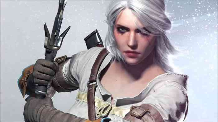 The Witcher Netflix Series Ciri