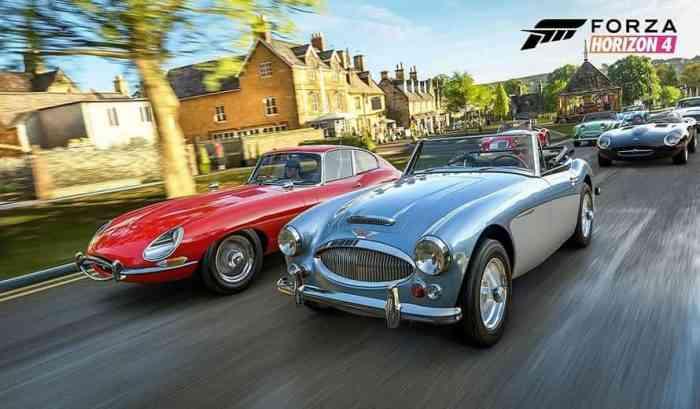 Forza Horizon 4 Bond Cars