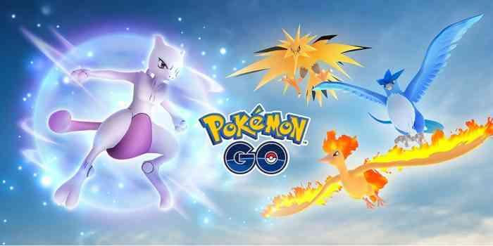 Pokemon GO Ultra Bonus Challenge Mewtwo