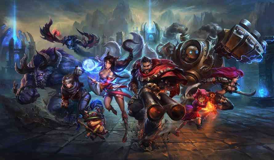 American Government Has Blocked League of Legends In Iran and Syria Due to Rising Tensions - COGconnected