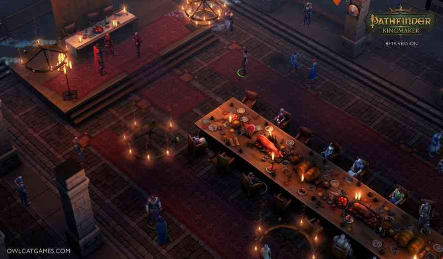 Pathfinder: Kingmaker Conquers PAX West 2018 | COGconnected
