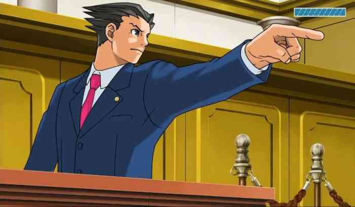 Phoenix Wright: Ace Attorney Trilogy is coming to the PC in 2019