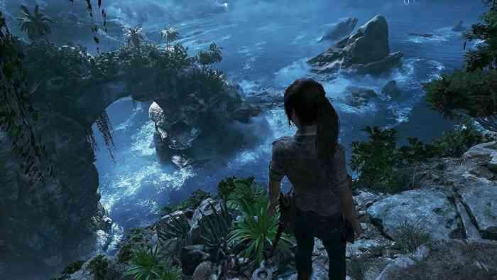 Shadow of the Tomb Raider Hero