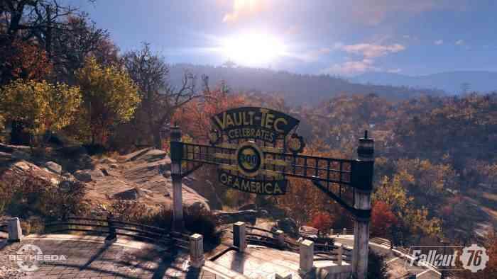 Fallout 76 vista
