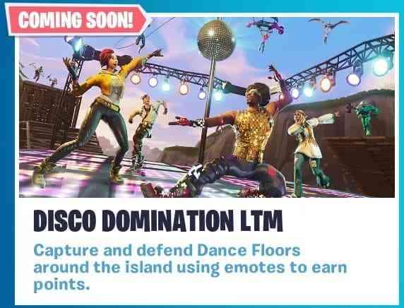 Fortnite Disco Domination