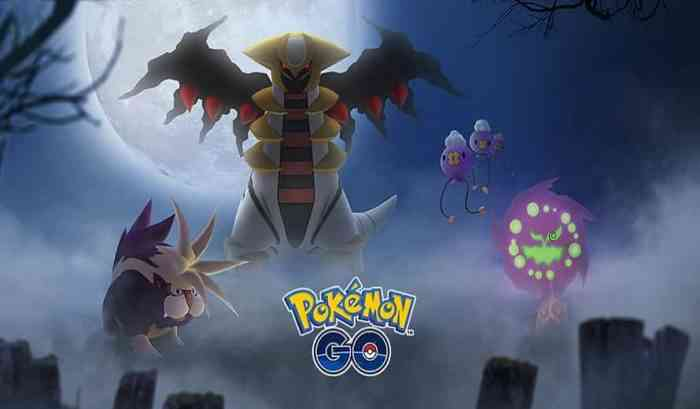 Pokemon GO Halloween 2018