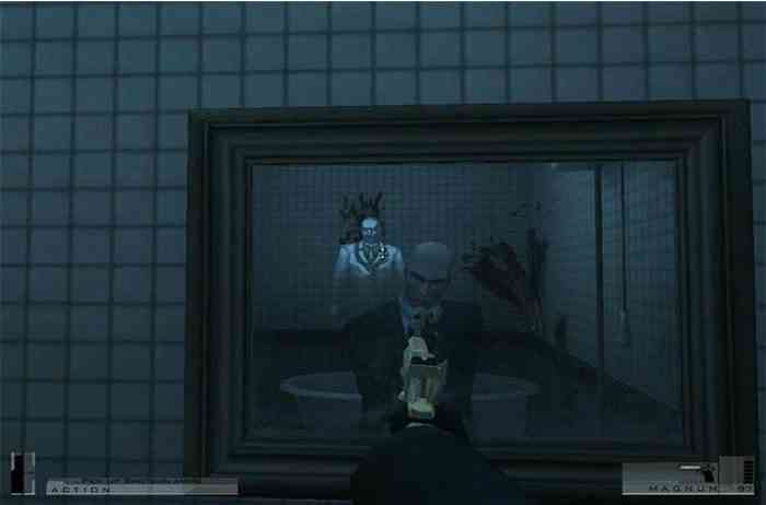Hitman Contracts - Bathroom Ghost - Ghosts-min