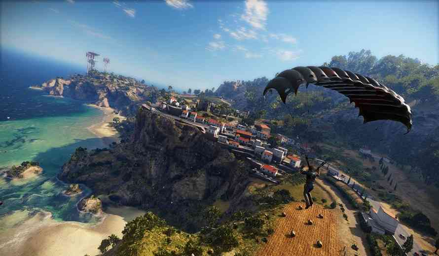 "Just Cause 4 ""Panoramic"" Footage Is a 4K Hype Machine of Gameplay"