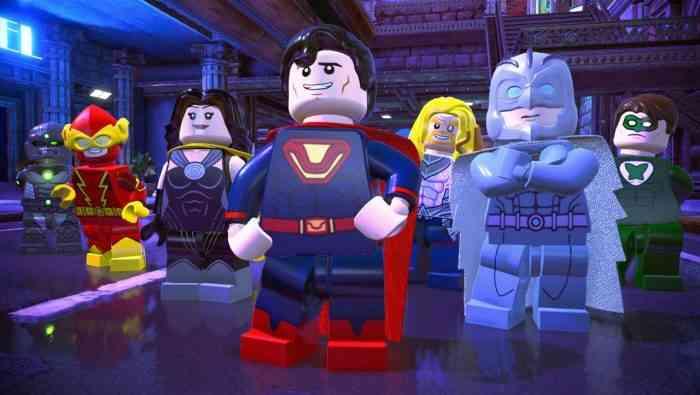 LEGO DC Super-Villains - Article Prime - 01-min