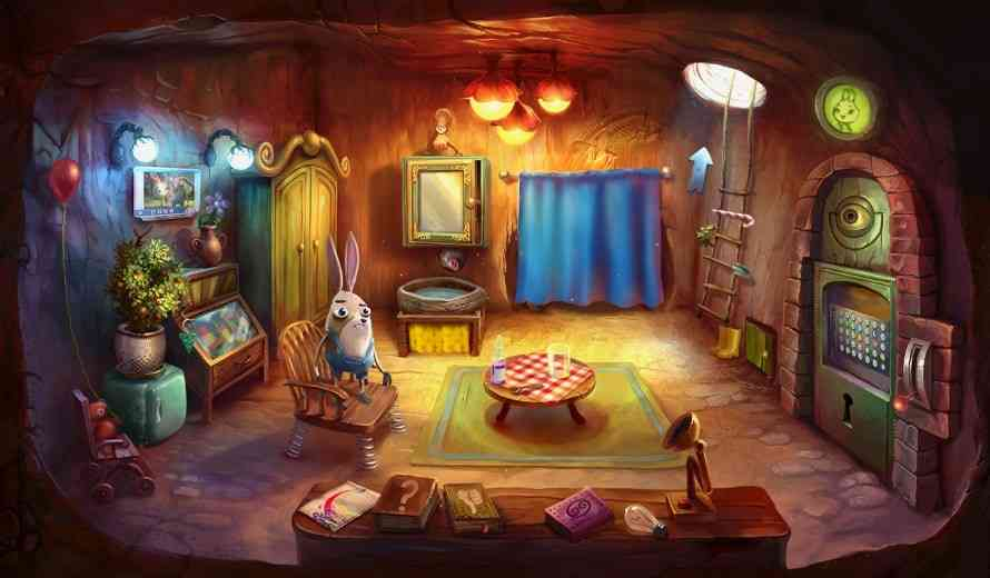 My Brother Rabbit Review - A Rabbit Imagination