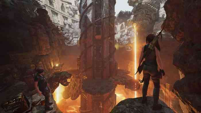 Shadow of the Tomb Raider stadia launch lineup