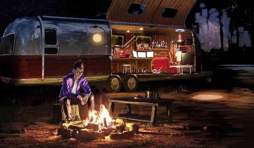 Travis Strikes Again 'Black Dandelion' DLC Lands Later This Week