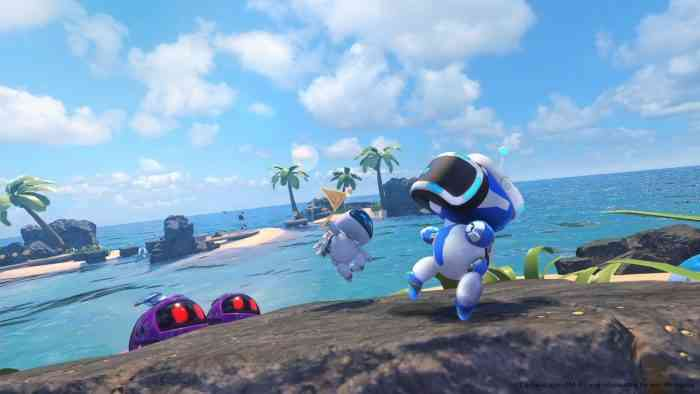 astro bot rescue mission top