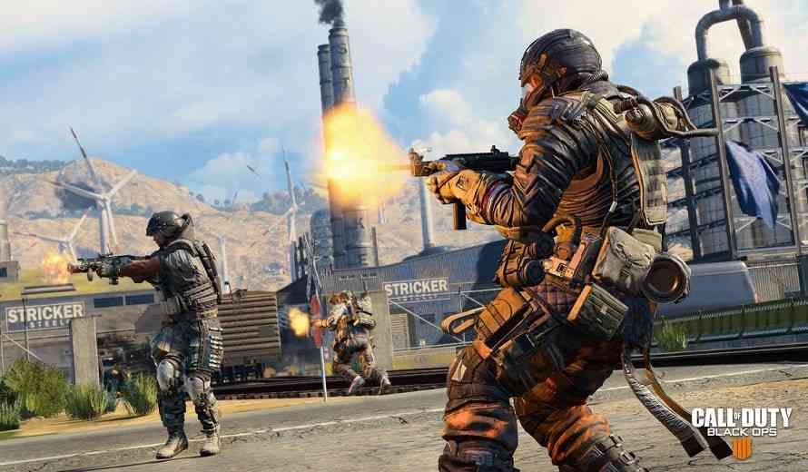 Black Ops 4 is Getting a Massive Amount of Free Content Next Week