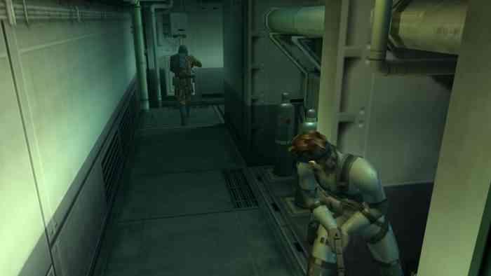 Metal Gear Solid 2 HD