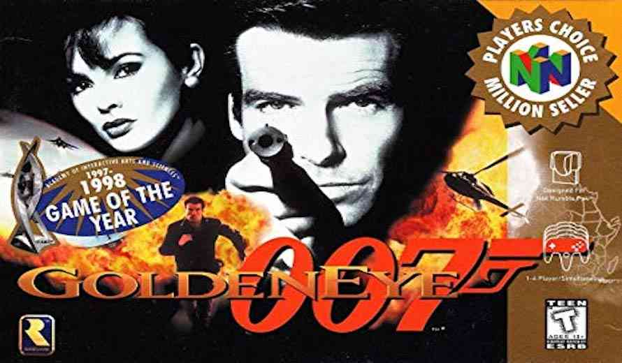 A GoldenEye Fan Is Remaking the Game in Unreal