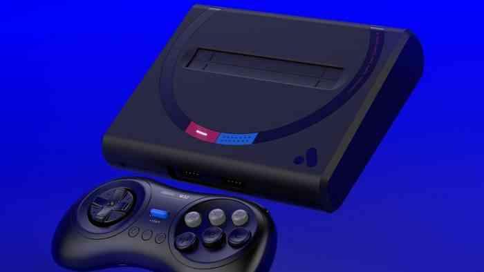 Mega Sg sega console
