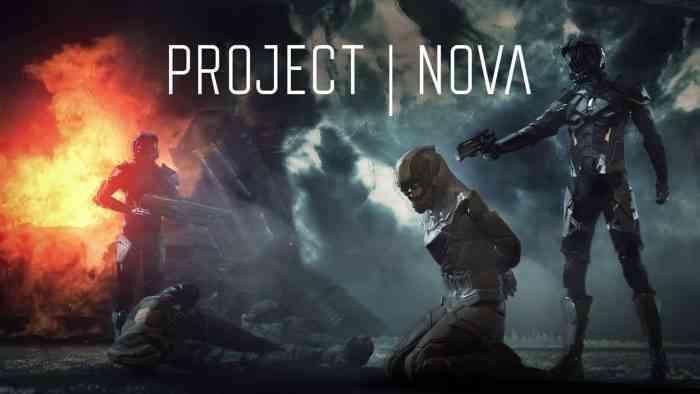 Project Nova FPS Spinoff