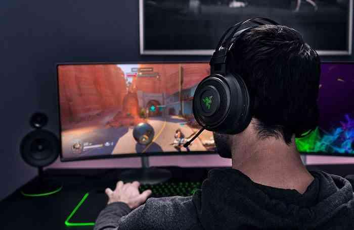 Razer Nari Wireless Gaming Headset Oxford