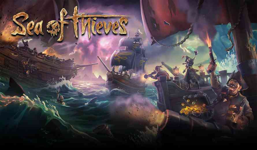 Sea of Thieves Receiving Special Anniversary Update Next Month