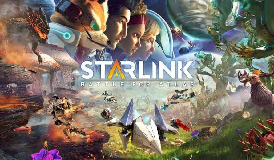 Starlink Battle For Atlas Review Toys To Life Isn T Dead Yet