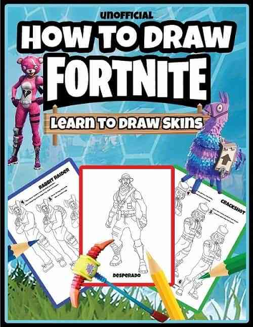 Fortnite Let's Draw